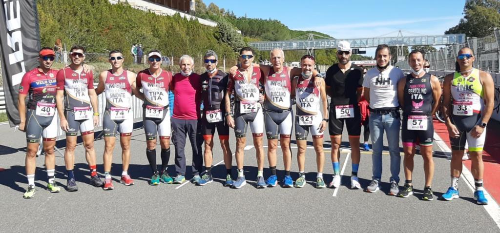 Ottimi risultati per il Triathlon Team Trapani