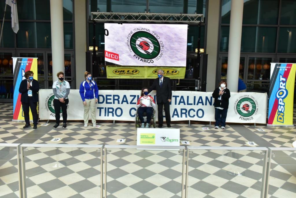 Medaglie per gli arcieri trapanesi ai campionati nazionali di Rimini