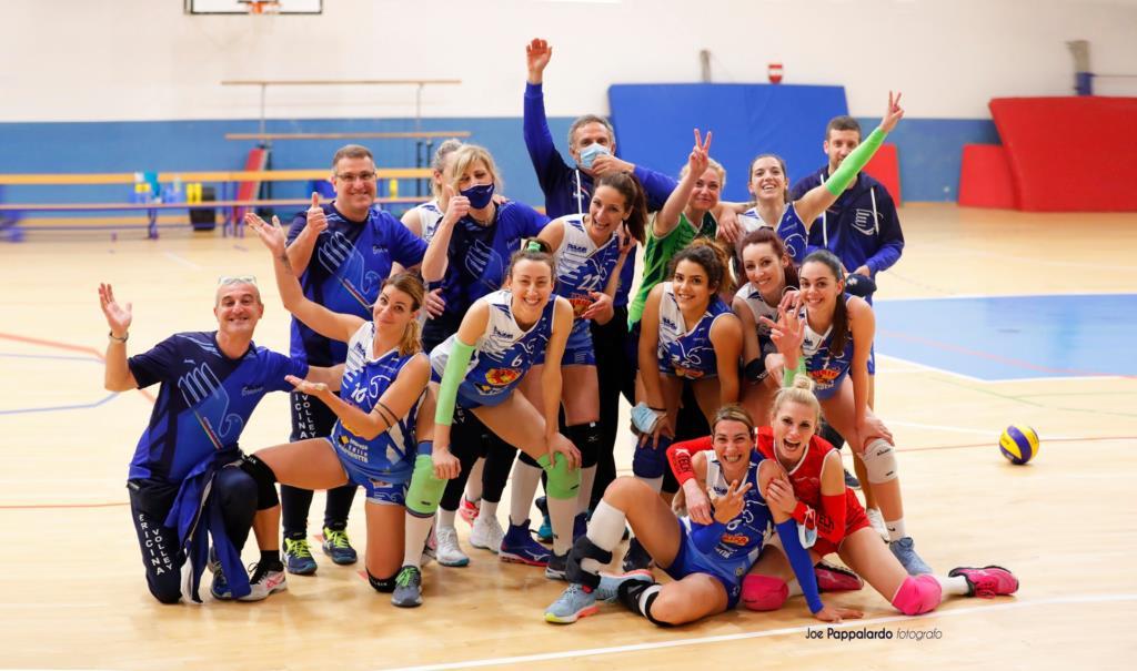 Battuta a Palermo la Tonno Auriga nella Pool Promozione di C Femminile di Volley
