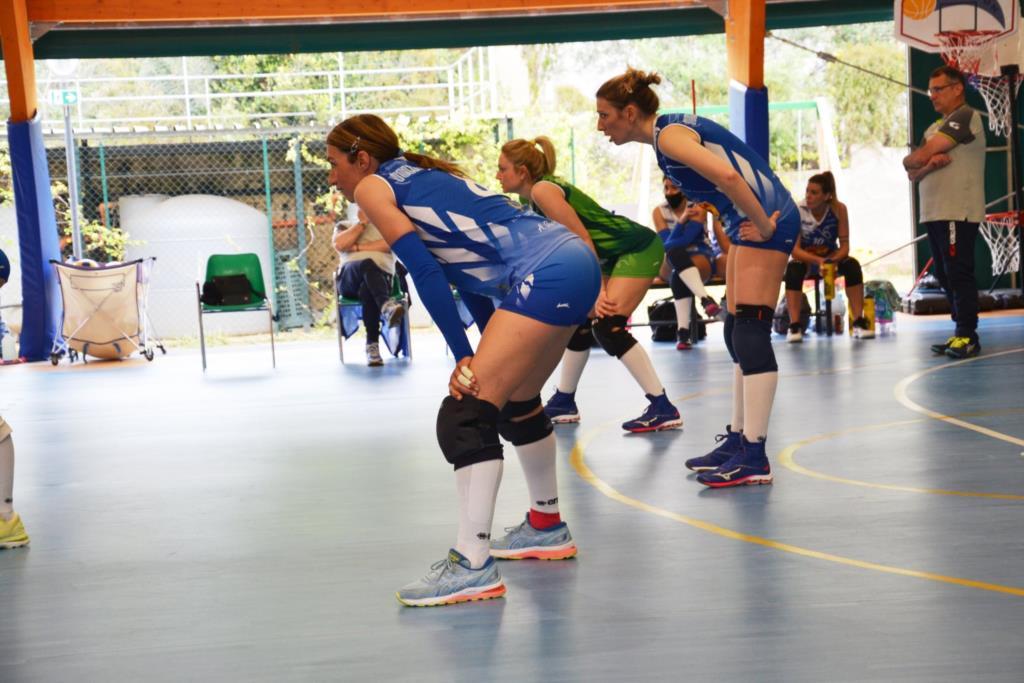 Partono male le ragazze della Tonno Auriga in Pool Promozione di Volley Femminile