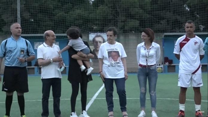 Finale del torneo Nino Via