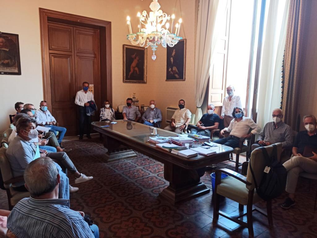 Trapani, tavolo tecnico per il futuro di Piazza Vittorio
