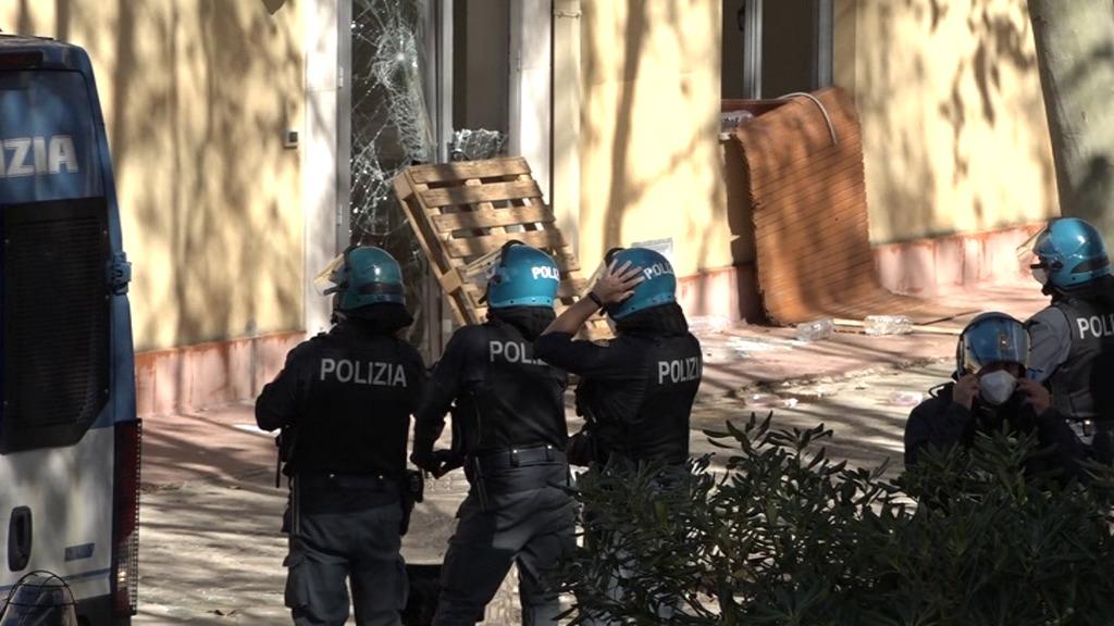 Valderice: nuovo tentativo di fuga dal centro migranti Villa Sant'Andrea