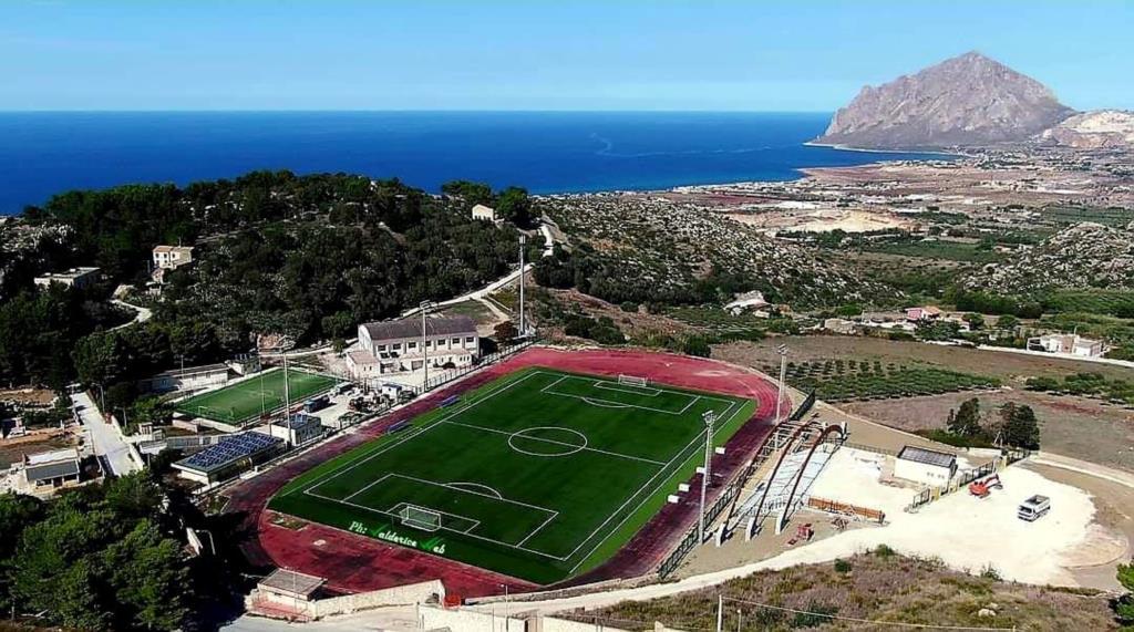 Valderice: il comune partecipa al bando «Sport nei parchi 2020»