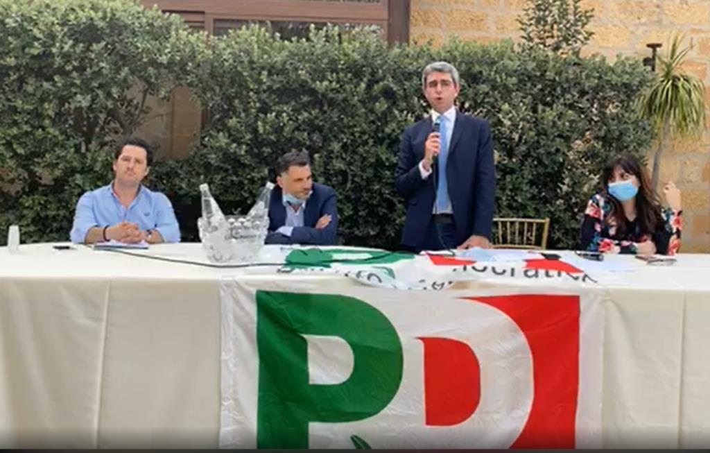 Il PD ha ufficialmente proclamato Venuti segretario provinciale