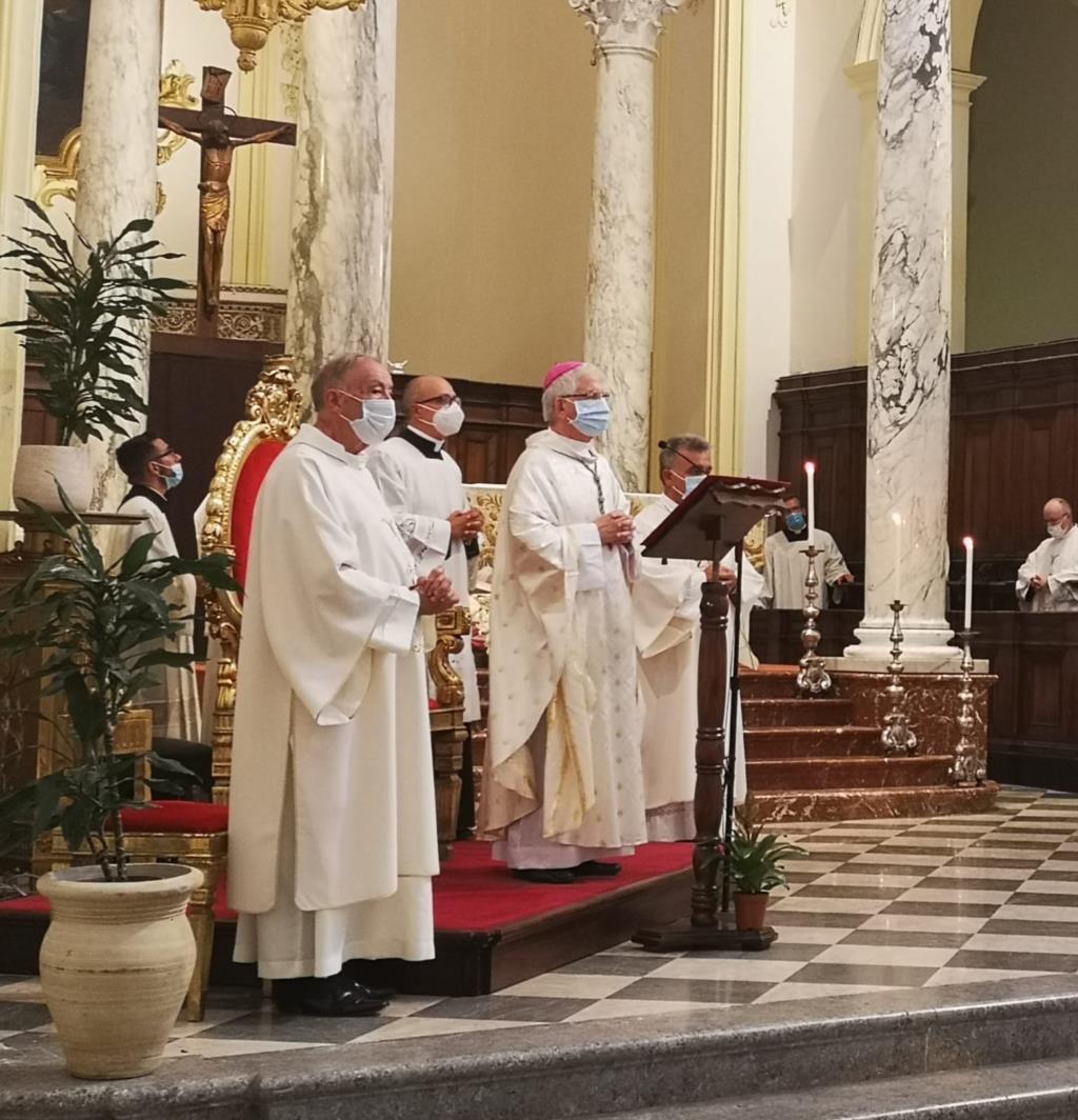 Trapani, il Vescovo Fragnelli risultato positivo al Covid