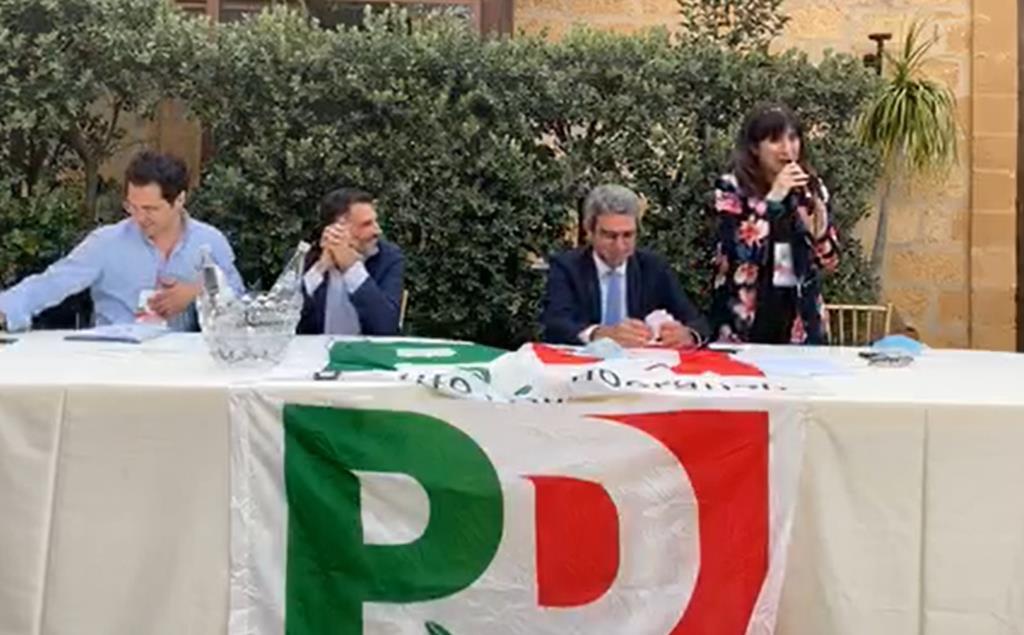 La presidente del PD di Trapani: