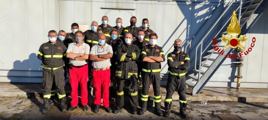 Trapani, concluso Corso Antincendio Navale