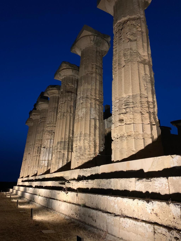 Aperture serali per Selinunte e il museo del Satiro