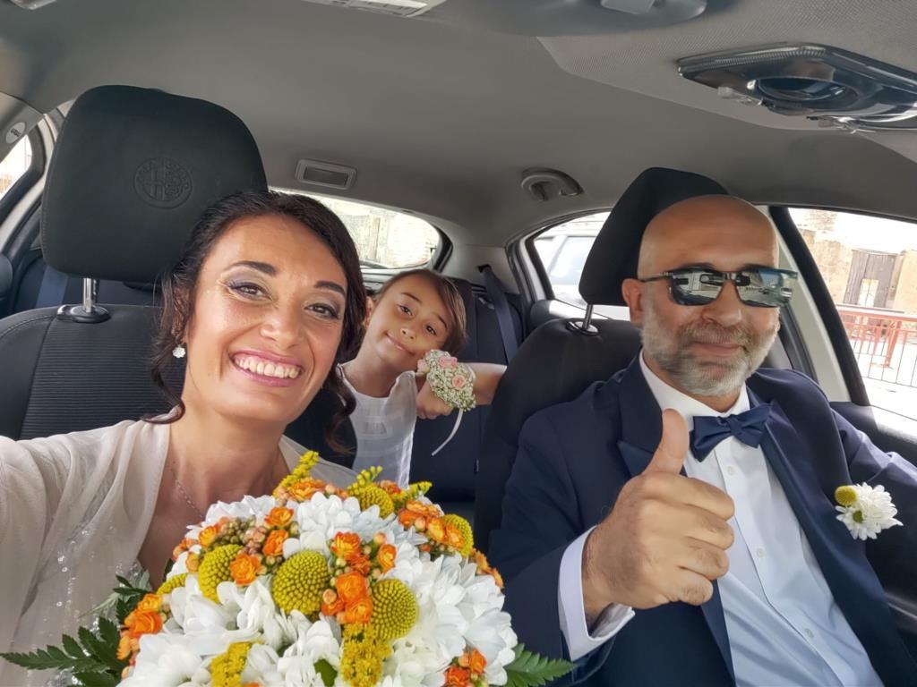 Il nostro direttore oggi si sposa