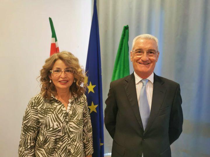 Trapani, cambio al vertice della Cgil: il nuovo segretario generale è Liria Canzoneri
