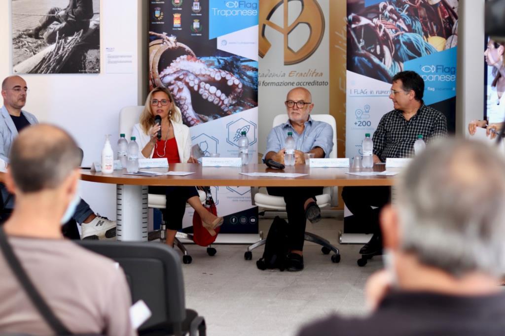 Il Flag Trapanese, la cultura del mare e la formazione: i temi del Road Show a Trapani