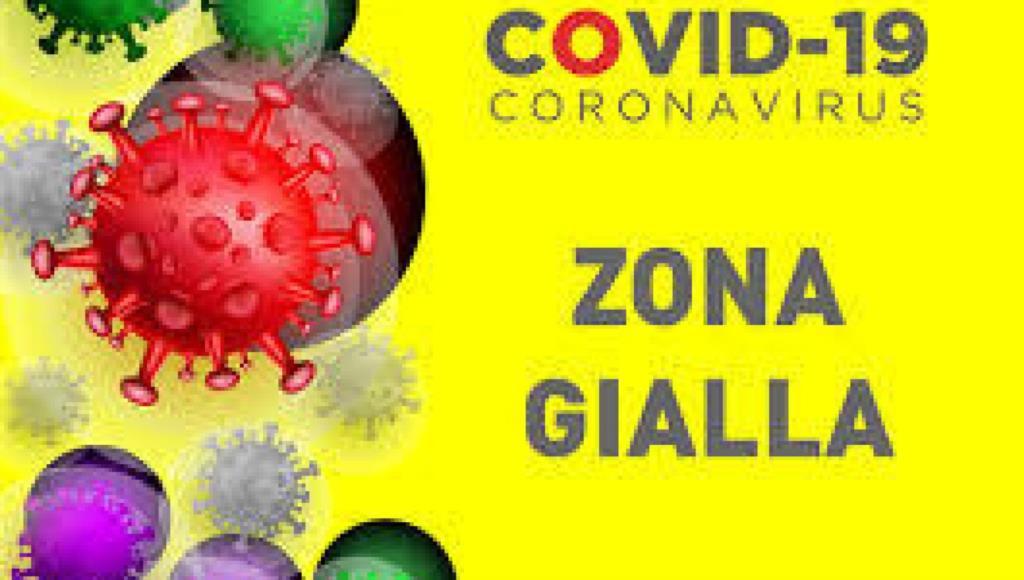 Covid 19, la Sicilia resta in giallo